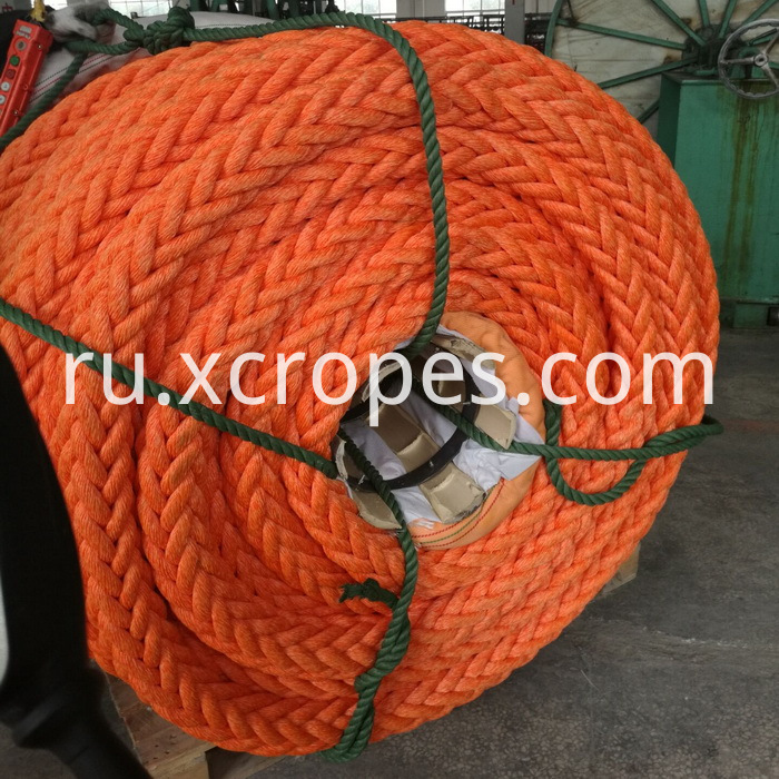 Polyester And PP Mixed Marine Hawser