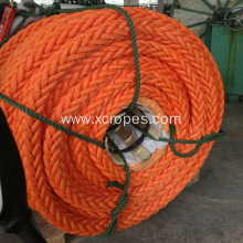 High quality factory for Mixed Plastic Rope Mooring Rope Mixed Marine Hawser supply to Samoa Manufacturers