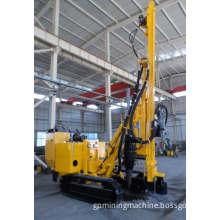 DTH Jk580 Crawler Type Hydraulic Drill Rig