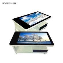 Touchscreen-Spieltisch oder Werbekiosk