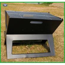 Высококачественный складной угольный гриль для барбекю