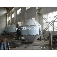 Farmasi Powder Double Cone Rotary Vacuum Dryer