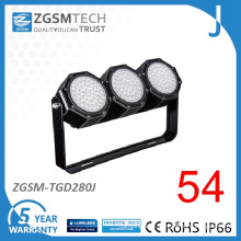 Soccer, Tennis Court, Outdoor Parking Lot Lighting 280W LED Flood Light