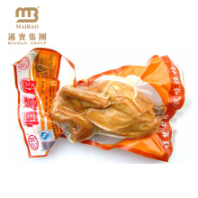 oem/odm accepted security vacuum pet food bag for chicken