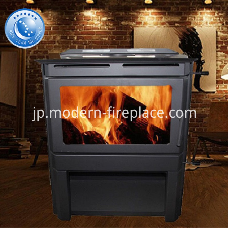 European Decorative Wood Stoves Factory Production