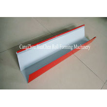 Rolling Material: 45# Steel(plated Chrome On Surface) Gutter Roll Forming Machine