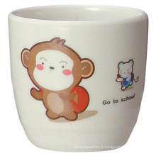 Tasse d'enfants de vaisselle de mélamine Kid (BG601)