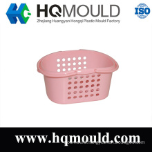 Plastic Injection Basket with Handle Mould