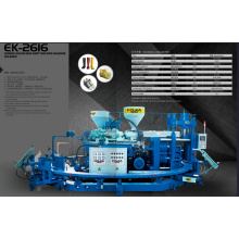 Machine de moulage de botte de pluie bicolore en PVC avec CE
