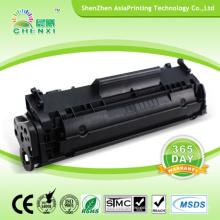 Cartucho de tóner compatible Crg704 Toner para Canon Crg-704
