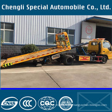 Small 5600mm Flatbed Towing Truck