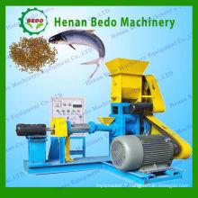 La Chine meilleurs produits flottant extrudeuse de nourriture de poissons / machine d'extrudeuse de nourriture de chien à vendre