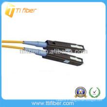 MU-MU SM Cordons de connexion à fibre optique (câble MU)