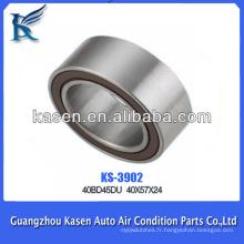 Climatiseur automatique pignon de l'embrayage magnétique roulement 40 * 57 * 24mm