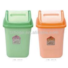 пластичная прессформа бытового мусора контейнерами