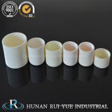 99% High Temperature High Alumina Refractory Ceramic Crucible