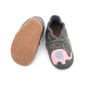 Wholesale Comfortable Genuine Soft Leather Shoes Baby