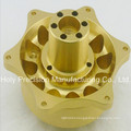 Customized Services CNC Machining Parts Brass Fitting