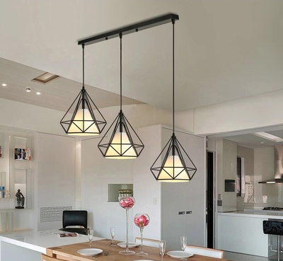 Modern Stype Downlight Pendant Lamp with TC Shade