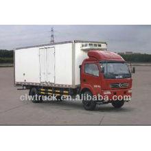 Dongfeng 5-6 Tons Freezers Tipo mini furgoneta refrigerada