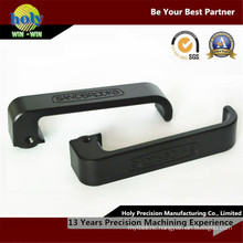 Boat Handle CNC Aluminum Machining with CNC Engraving Service