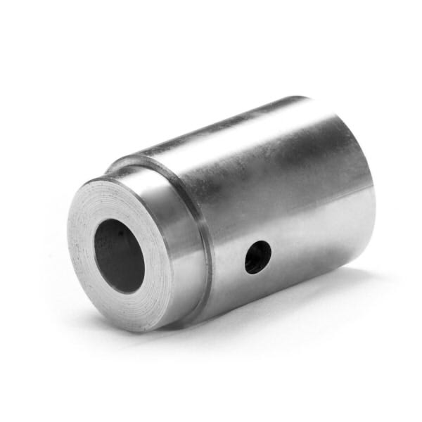 Cnc Machined Heigh Precision Stainless Steel Shaft Rissun Components Sourcing Machining
