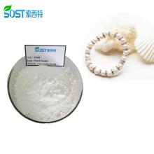 SOST China Supplier Ultrafine Nano Pure Pearl Whitening Powder