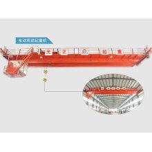 Grue à double travée électrique / grue à tête creuse / grue à double poutre (XGZ-16000)