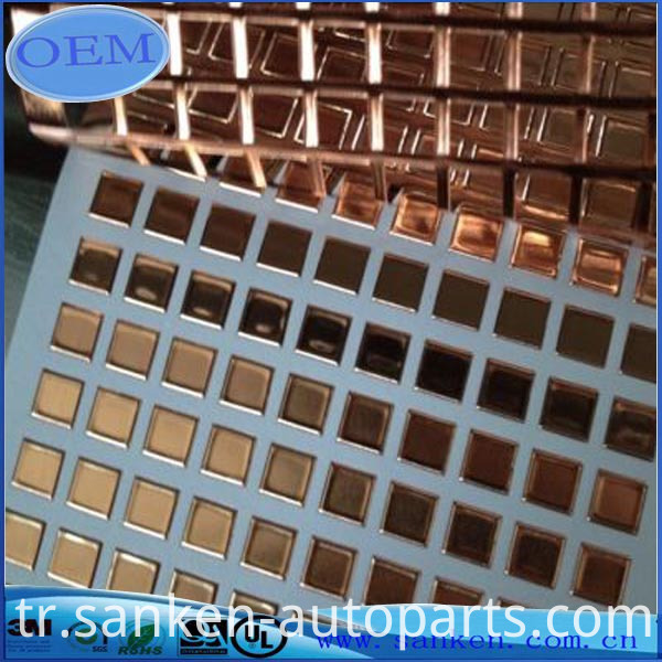 Copper Foil tape die cut-38