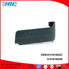 Man corner bumper auto spare Parts 81416100227