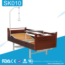 SK010 Домашняя Медтехника деревянные ручной больницы Регулируемая кровать