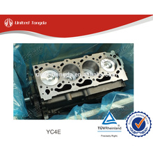YUCHAI Diesel Engine YC4E Cylinder Block Assembly E0200Z
