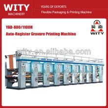 Tipo económico Máquina de impresión de película (impresora de huecograbado)