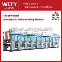 Economic Type Film Printing Machine (gravure printer)
