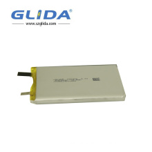 Li-polymer Battery 806590 6000mAh 3.7V with PCM Protection