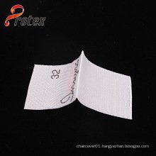 Customers Cheap Woven Wholesale Clothing Label