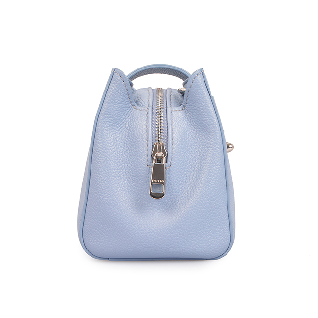 daily use blue lady hand bag spring summer good quality lady handbag