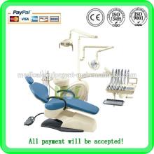 MSLDU12M CE / ISO-Zulassung Dentalausrüstung Ökonomischer Dentalstuhl
