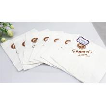 1 dobra 2 dobras 3 dobras de arte design personalizado impressa papel guardanapo 23x23cm