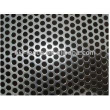 Feuilles perforées en métal décoratives hexagonales bon marché de haute qualité feuille mince Ventes