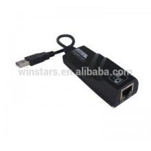 USB 2.0 Ethernet Adapter, Gigabit USB 2.0 Ethernet Adapter, Desktop Notebook PC Lan Karte, CE, FCC