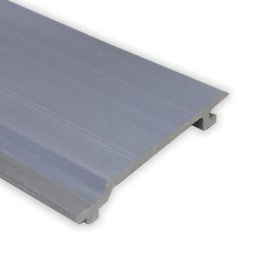 156 x 21 mm kohlenstoffarmer, verschleißfester Co-Extrusions-WPC-Belag