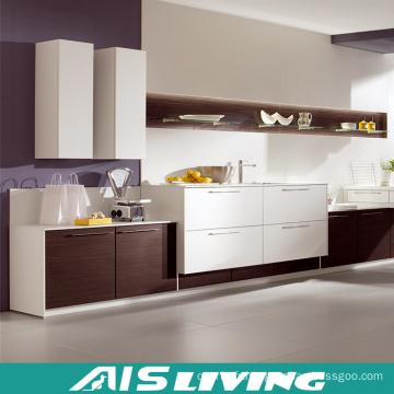 Meubles d'armoires de cuisine de meubles de paquet plat (AIS-K446)