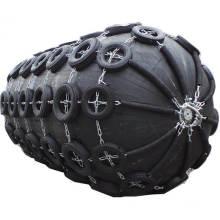 Pare-battage pneumatique en caoutchouc yokohama pour la protection des navires et des quais