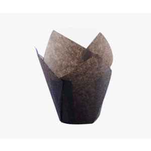 Brown paper muffin cup