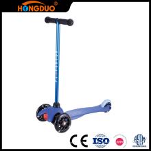 China Herstellung billig Drei-Rad-Mini-Fuß Kick Roller zum Verkauf
