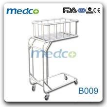 Хорошая цена Детская детская больница Медицинская кровать с Safty B009