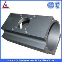 Extrudez le tube / logement cylindrique pneumatique en aluminium 6063
