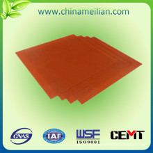 380 Aislamiento de materiales de aislamiento de hojas de baquelita
