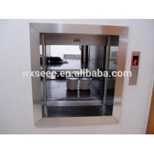 Low price dumbwaiter food elevator